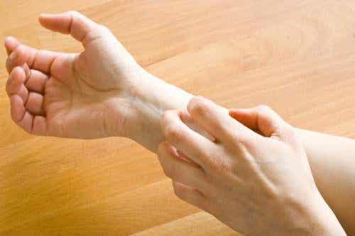 피부가 가렵다는 것은 무엇을 의미할까?