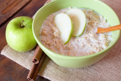 Oats-and-green-apple