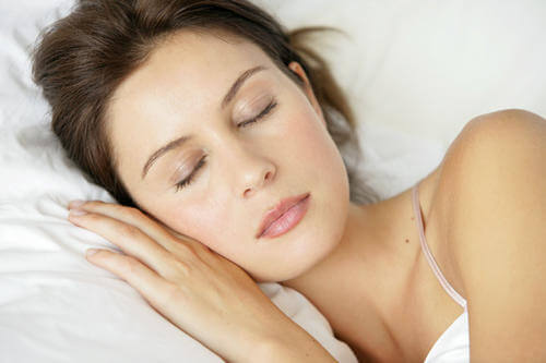 적절한 수면을 위한 4-7-8 기술