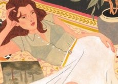 woman-reclining