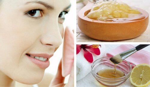 수 주일 안에 피부 젊음을 찾아주는 5가지 천연 치료법