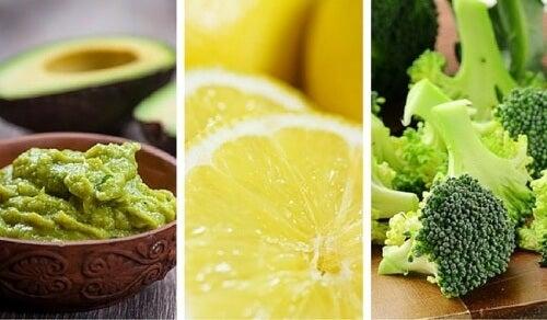 지구상에서 가장 좋은 6가지 알칼리성 음식은?