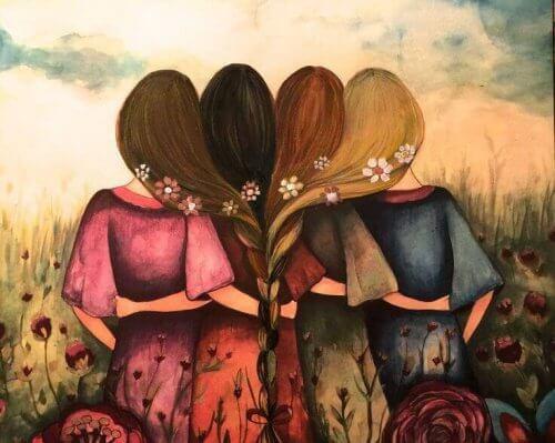 친구를 잃는 것은 연인과의 이별만큼이나 아프다