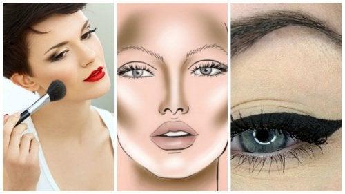 얼굴 갸름해보이게 해주는 5가지 화장법