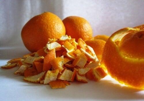 달걀과 오렌지로 높이는 피부 탄력