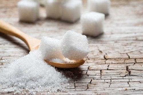 설탕 섭취 제한하기