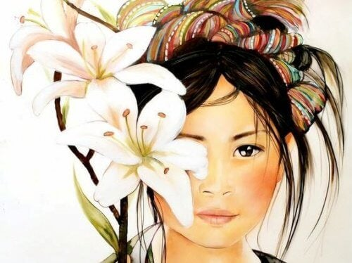1-child-with-lilies