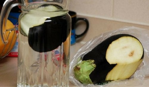 가지 물로 지방을 연소시키고 콜레스테롤을 조절하는 방법