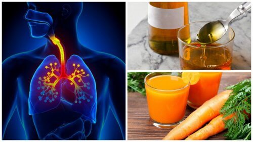 당근과 꿀로 만드는 천연 기침 치료제