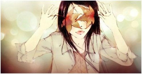 """""""생각""""할 수 있는 눈은 마음과 연결된다"""