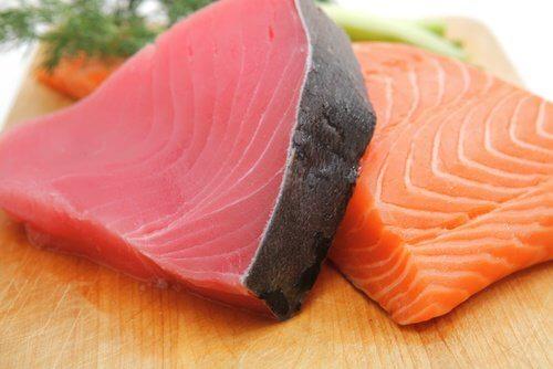 기름진 생선을 식단에 더하자