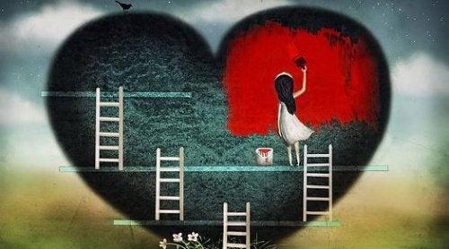 자기애를 실천하면 원하는 대로 사랑받을 수 있다