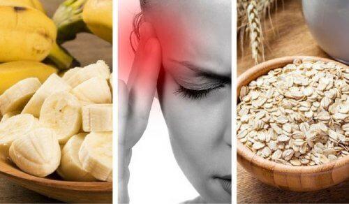 만성 피로와 두통에 좋은 식품 9가지