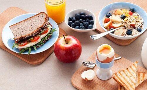 아침 식사와 관련한 흔한 실수 6가지