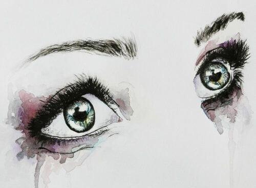 절대 치유되지 않는 학대받은 여성의 상처