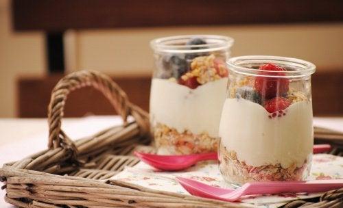 갑상샘 기능 저하증에 좋은 건강한 아침 식사