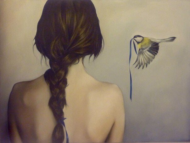 woman-with-bird