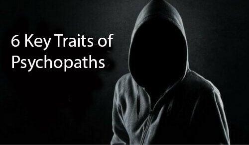사이코패스를 구분할 수 있는 6가지 특성