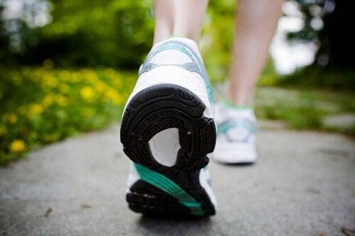 하루 30분 걷기는 어떤 효과가 있을까?