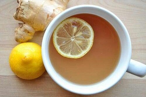 다이어트에 도움이 되는 레몬과 생강 활용법 5가지