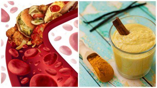동맥이 막혔을 때 도움이 되는 5가지 음식