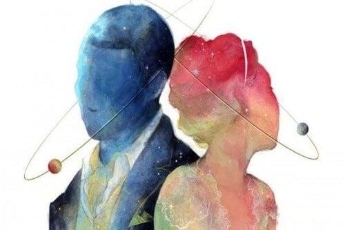 부부사이에 걸림돌이 되는 다섯가지 관계