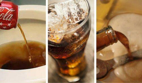 콜라 활용법 8가지