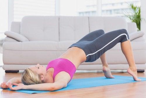 골반 근육을 강화하고 성적 쾌감을 높이는 케겔 운동