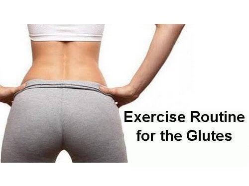 탄력 있는 엉덩이를 위한 10분 운동