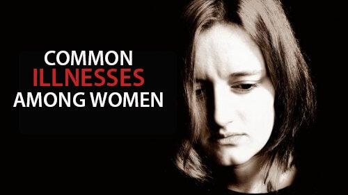 여성들이 흔히 경험하는 5가지 질병의 증상