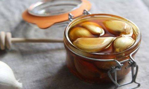 공복에 먹는 마늘과 꿀의 놀라운 효능
