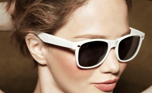 눈 관리 선글라스