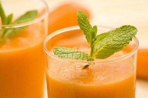 장 디톡스에 효과가 좋은 채소 과일 주스