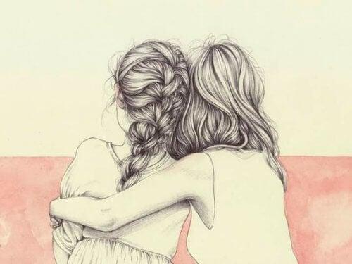 girls-hugging-representing-courtesy-500x375
