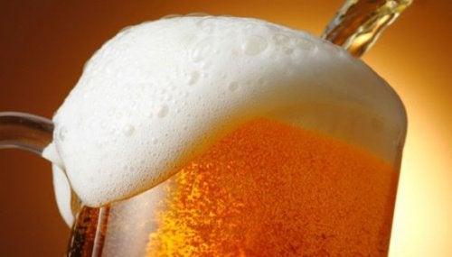 시원한 맥주 한 잔의 놀라운 효능