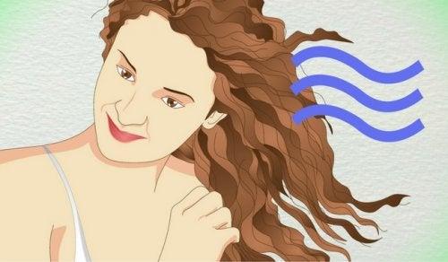 머리 웨이브 넣는 5가지 안전한 방법