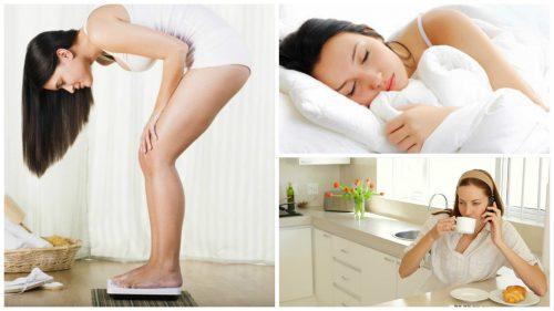 살이 찌게 만드는 6가지 아침 습관