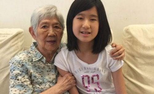 알츠하이머 환자를 위해 12살 소녀가 개발한 앱