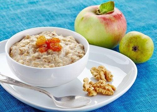 체중을 줄여주면서 포만감을 주는 아침 식사 5가지
