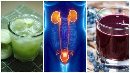 요로감염 치료에 도움되는 5가지 음료
