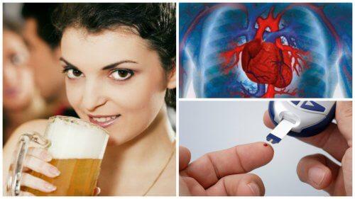 맥주가 삶의 질을 향상하는 10가지 이유