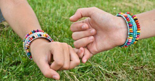 친한 친구의 특징 7가지
