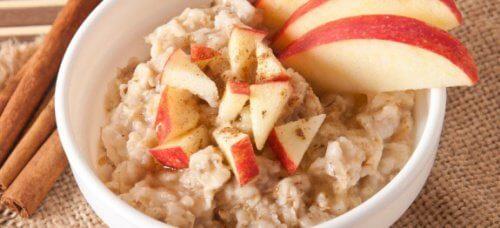 아침에 먹기 좋은 곡물 시리얼 4가지