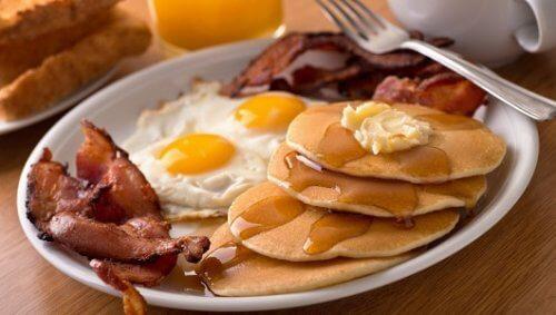 아침식사로 피해야 할 음식 5가지