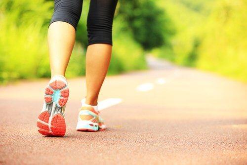 몸매 만들기 걷기