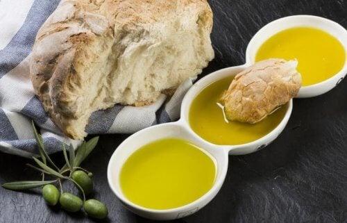 빵과 올리브 오일, 완벽한 조합