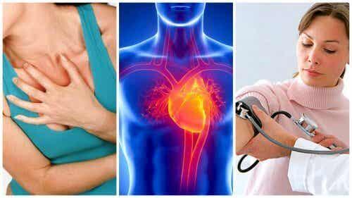 고혈압 합병증 7가지