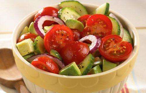 건강에 좋은 6가지 식품 조합