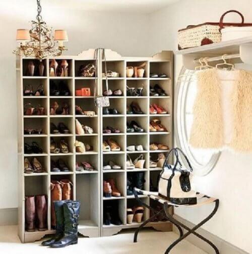 창의적인 신발 수납장 20선, 당신의 선택은?