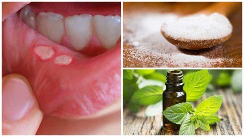 입에 생긴 물집 치유법 7가지